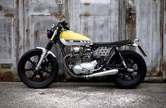 YamahaXS650 - Pipeburn - Purveyors of Classic Motorcycles, Cafe Racers & Custom motorbikes