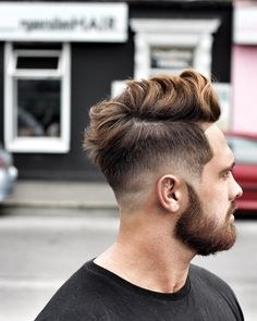 25 Men's Hairstyles & Haircuts You Can Try In 2018 - 2018 Hairstyles Mens Hairstyles 2016, Smart Hairstyles, Cool Hairstyles For Men, Hairstyles Haircuts, Haircuts For Men, Popular Haircuts, Hairstyle Ideas, Short Haircuts, Modern Haircuts