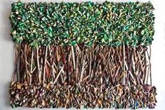 art from trees - Google Search