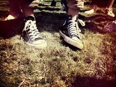Converse all the time