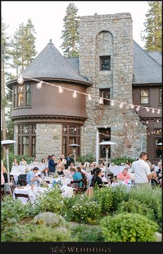Hellman Ehrman Mansion At Sugar Pine Point State Park Weddings Get Prices For Lake Tahoe Wedding Venues In City Ca Pinterest
