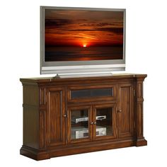Legends ZG-B1100 Berkshire Super 60 in. TV Console - ZG-B1100