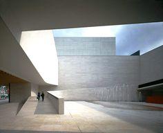 João Luís Carrilho da Graça — Pavilhão Do Conhecimento Dos Mares, Lisbon, Portugal: beautiful geometry...