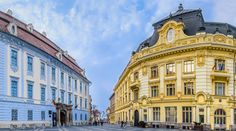 Sibiu panorama by Dominique Toussaint on Street View