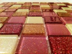 Just ordered a sample of this - for Neela's dream bathroom