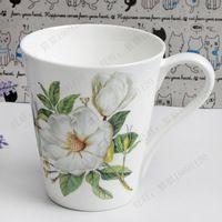 Frete grátis, Moda xícara de chá em cerâmica china osso amantes copo caneca copo pequeno fresco xícara café da manhã