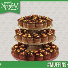 Muffins diseños especiales
