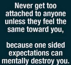 One Sided, Feelings