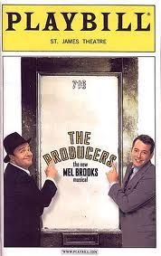 So lucky to have seen Nathan Lane and Matthew Broderick in this!