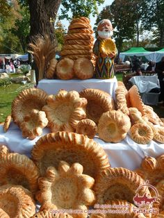 Traditional Uzbek Breads