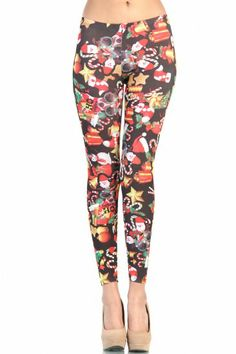 See related links to what you are looking for. Christmas Leggings, Black Leggings, Pajama Pants, Pajamas, Santa, Holidays, Night, Accessories, Clothes