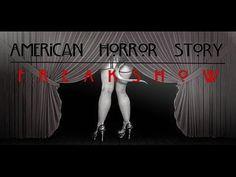 American Horror Story: Freakshow Season 4 Opening (Carnival Style)
