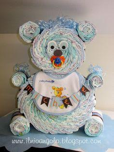 baby diaper bear