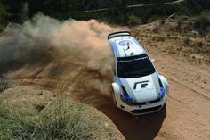Volkswagen Polo R WRC (Race)