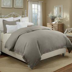 Spencer Duvet Cover Set in Gray