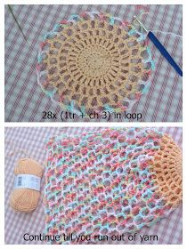 Dear friends, I& a bit late with this post. Truth be told: the fair is starting to unnerve me and my mum and dad will pay us. Crochet Market Bag, Crochet Tote, Crochet Purses, Crochet Gifts, Crochet Doilies, Free Crochet, Knit Crochet, Easy Beginner Crochet Patterns, Crochet Flower Patterns