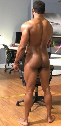 Agree, naked black men booty
