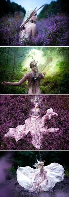 FAIRY By Kirsty Mitchell- I have a new favorite photographer!
