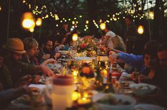 I want to have a community table like this.