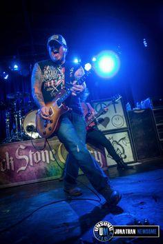 Chris Robertson, Black Stone Cherry