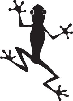 All information about Tree Frog Silhouette. Pictures of Tree Frog Silhouette and many more. Tattoo Stencils, Stencil Art, Stencil Designs, Fairy Silhouette, Animal Silhouette, Silhouette Pictures, Haida Kunst, Picture Tree, Amphibians