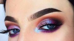 Dramatic Smokey Eye Makeup Tutorial for Beginners | Perfect Eye Makeup T... #dramaticeyemakeup #eyemakeupforbeginners