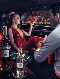 Try Not to Drool Over Kate Hudson's Campari Calendar Photos - Maxim