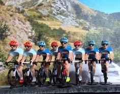 Gallery: Rowley Haverly's pint-sized cycling figurines - VeloNews.com @rowleyrides