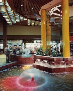 Eldon Square Shopping Centre Newcastle upon Tyne City Engineers 1976