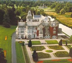 ADARE MANOR  One of Ireland's finest hotels and one of the leading hotels of the world