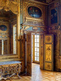Особняк Hôtel de Lauzun в Париже