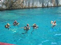 Scuba Diving Excursions in Fethiye-Oludeniz
