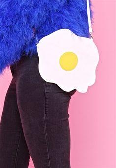 """New+""""Fried+Egg""""+Bag"""