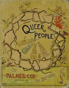 Queer People by Palmer Cox