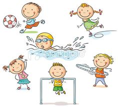 Kids and their sports activities. Little kids and their sports activities ,You can find Sports and more on our website.Kids and their sports activities. Little kids and their sp. Art Drawings For Kids, Drawing For Kids, Art For Kids, Stick Figure Drawing, Sketch Notes, Diabetic Dog, Stick Figures, Sports Activities, Free Vector Art
