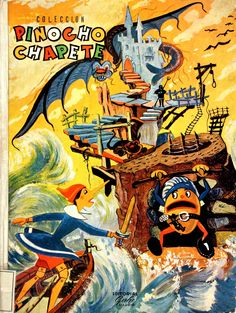 Pinocho Chapete/ Salvador Bartolozzi (1960)