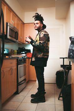 The Weeknd (Abel Tesfaye)