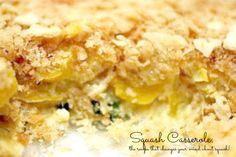 Paula Deen Squash & Zucchini Casserole