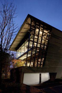 Lake house | Kengo Kuma and Associates