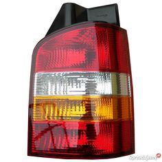 Lampa PRAWA TYŁ Volkswagen VW TRANSPORTER T5 Klapa
