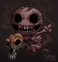 Famine by Krebskopf on deviantART