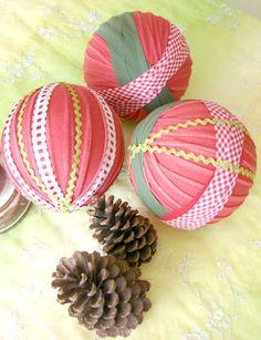 artesAna: Ideas para Navidad - Desafio blad