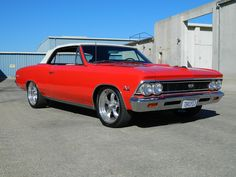 1966 Chevelle Convertible SS 396 4 Speed For Sale | HotrodHotline.com