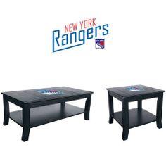 New York Rangers Table Set