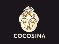 CocoSina Brand & Coconut Cooking Oil on Packaging of the World - Creative Package Design Gallery Graphic Design Studios, Design Art, Professional Logo Design, Cooking Oil, Packaging Design Inspiration, Coconut, Company Logo, Branding, Logos
