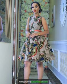 2019 African Fashion: Latest Beautiful Ankara Short Gown Styles - Naija's Daily - - 2019 African Fashion: Latest Beautiful Ankara Short Gown Styles – Naija's Daily Source by jumokedeborah Latest Ankara Short Gown, Short African Dresses, Ankara Short Gown Styles, Short Gowns, Latest African Fashion Dresses, African Print Dresses, African Print Fashion, Ankara Gowns, Africa Fashion
