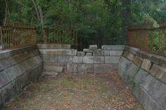 Old Grave Yard In Camden SC