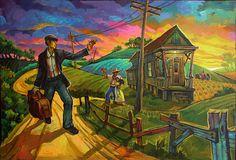 """Terrance Osborne """"David's Benton"""""""