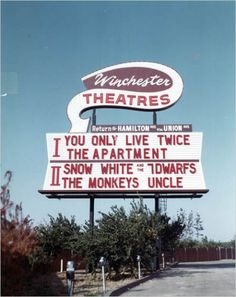 Winchester Drive-In, Campbell, CA