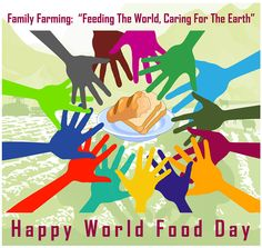 #Celebrate your #love for #food by sharing in the special day of #WorldFoodDay .  #Happy #Sharing!! Happy #Eating !!